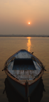 Sunrise over th Ganges